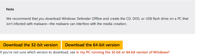 Windows Defender Use Windows Defender Offline to Remove Malware windows defender