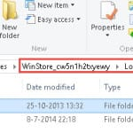 Do I have the right folder? How to Fix Wshost.exe Store Broker using high CPU How to Fix Wshost.exe Store Broker using high CPU