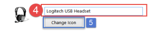 Change sound output name How-to Customize Sound Icons and Name Customize sound