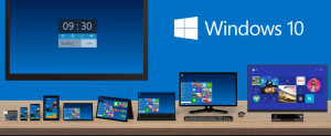 Windows 10 Windows 10: What is new? windows
