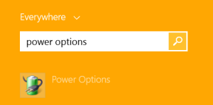 Power Options How to turn on Fast Startup in Windows 8.1 fast startup