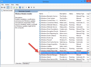 TrustedInstaller FIX: Windows Resource Protection could not start the repair service resource protection
