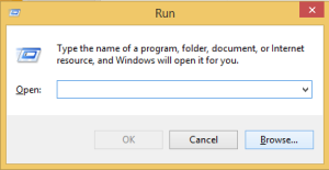 Run dialog box Must know Windows 10 Secrets Must know Windows 10 Secrets