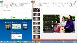 Snapping Enchanted Windows 10: What is new? windows