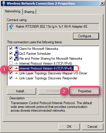 W1eTpAf.png How to change the DNS server in Windows How to change the DNS server in Windows