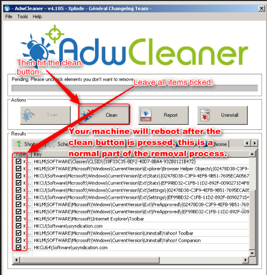 How To Remove CloudScout Adware. cloudstout