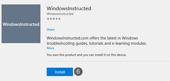 How to Install Windows Store Apps - Installing an App Windows 10 Basics: How to Install Windows Store Apps How to Install Windows Store Apps