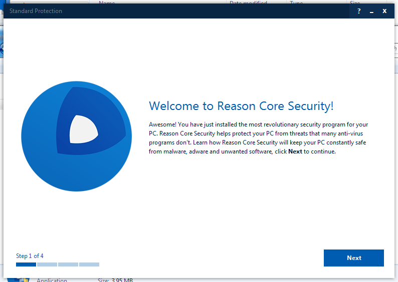Welcome to Reason Core Security