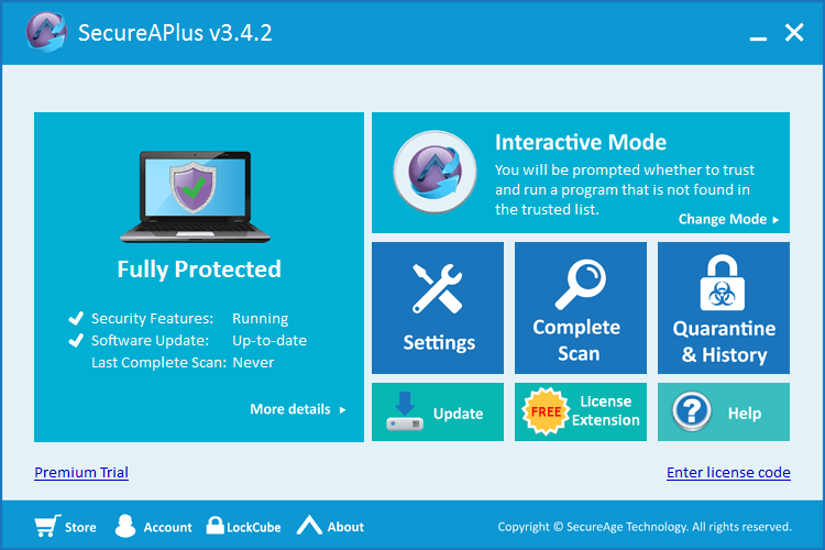 SecureAPlus Review: SecureAPlus - Another Free Anti-Malware Solution for Windows review: secureaplus