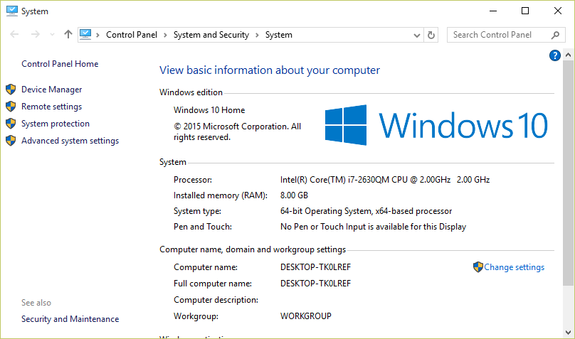How Do I Know If I Have Windows 10?