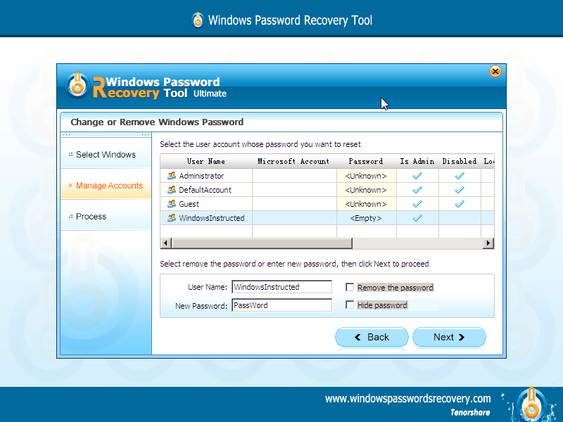 2016-01-18_14-43-59.png Review: Tenorshare Windows Password Recovery windows password recovery