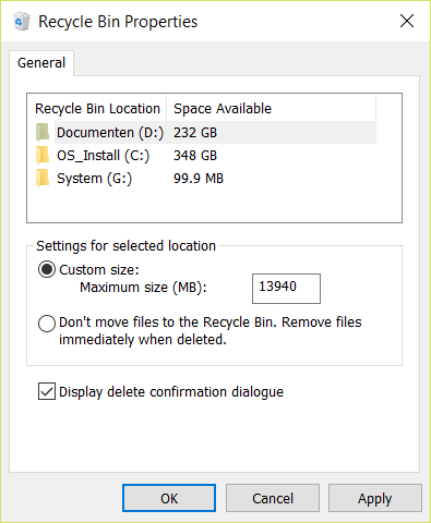 2016-01-21_22-26-35.png How to Enable the Delete Confirmation Dialog in Windows 10