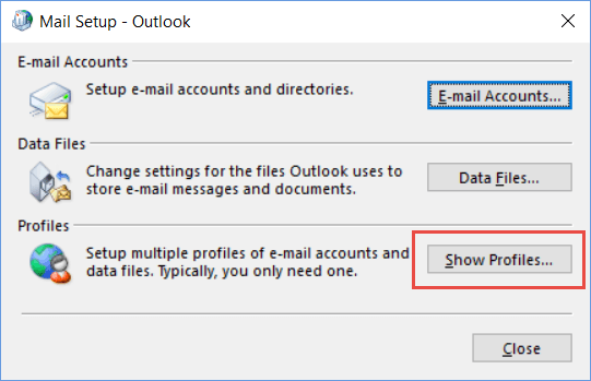 "2016-01-22_23-01-17.png FIX: Outlook 2016 hangs at ""loading profile"" FIX: Outlook 2016 hangs at ""loading profile"""