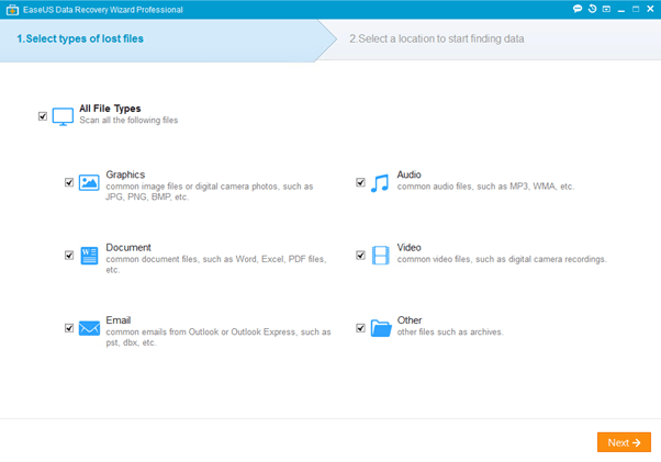 Review: EaseUS Data Recovery Wizard Premium easeus data recovery