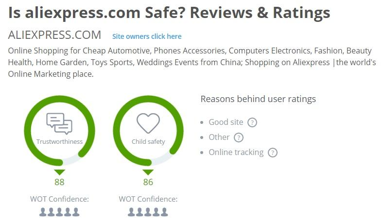 is-aliexpress-safe
