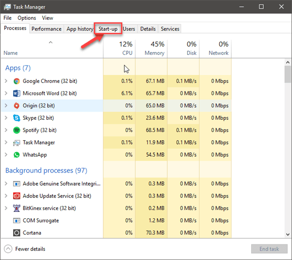 FIX: MyASUS_Win32.exe error message showing when booting up PC