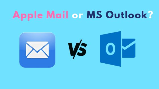 Apple Mail Or Outlook