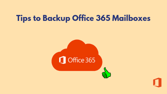 how to backup office 365 user mailbox