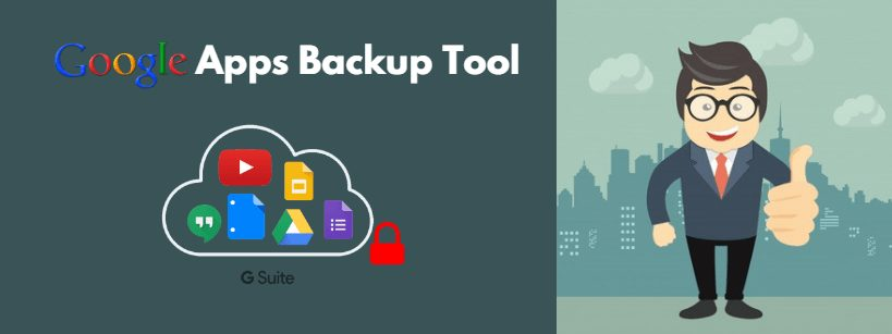 Google Apps Backup Utility